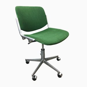 Model DSC 106 Desk Chair by Giancarlo Piretti for Castelli / Anonima Castelli, 1960s