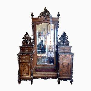 Antique Rosewood Dresser