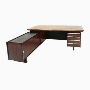 Schreibtisch mit Schublade und Sideboard von Castelli / Anonima Castelli, 1960er