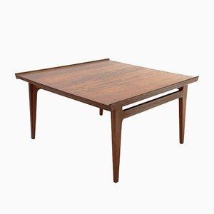 Table Basse en Teck par Finn Juhl pour France & Søn / France & Daverkosen, 1960s