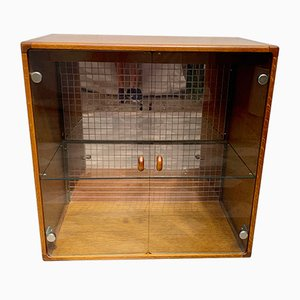 Vintage Glass Cabinet Bookshelf from Stag