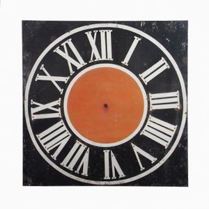 Antique Tower Clockface