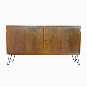 Mid-Century Danish Oak Chest of Drawers by Poul Hundevad for Hundevad & Co., 1960s