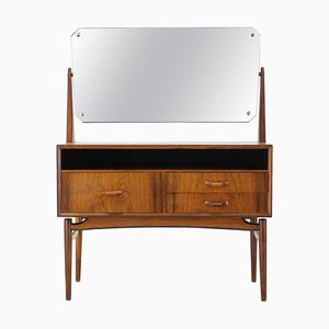 Mid-Century Rosewood Dressing Table, 1960s