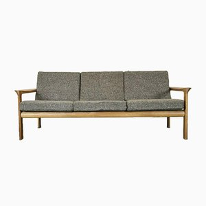 Danish Oak Sofa by Arne Wahl Iversen for Comfort, 1960s