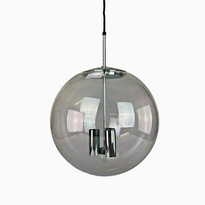 Large Globe Ceiling Lamp, 1960s