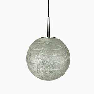 Space Age Globe Ceiling Lamp from Doria, 1960s