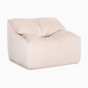 Cream Fabric Plumy Armchair from Ligne Roset