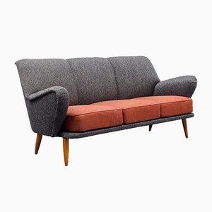 Mid-Century 3-Seater Sofa, 1950s