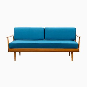 Cherrywood Sofa from Walter Knoll / Wilhelm Knoll, 1960s