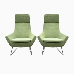 Armchairs by Roger Persson for Swedese, 1980s, Set of 2