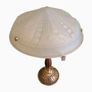 Lampe de Bureau Vintage Art Déco, France