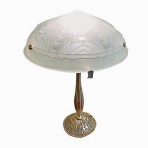 Lampe de Bureau Art Déco Vintage