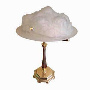 Vintage Art Deco Tischlampe