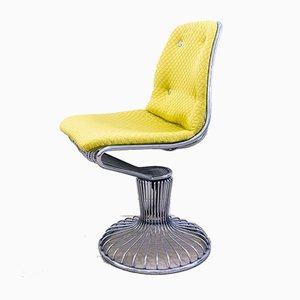 Metal Wire Swivel Chair, 1960s