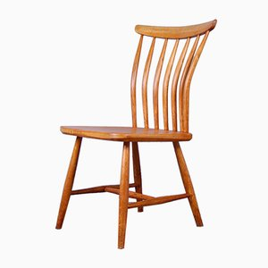 Mid-Century Nordic Swedish Dining Chair from Akerblom