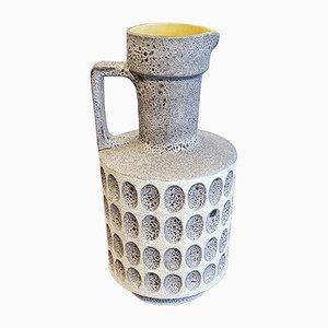 Nr. 1527/26 Coinspot Jug Vase from Übelacker Keramik, 1960s