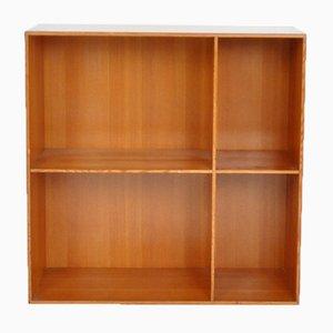 Mueble de madera de pino de Mogens Koch para Rud. Rasmussen, años 60