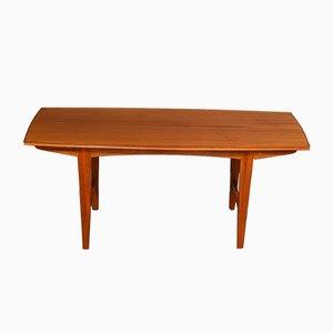 Mid-Century Walnut Coffee Table from Vanson, 1960s