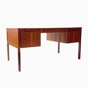 Mid-Century Desk by Eric Wørtz & Tue Poulsen, 1960s
