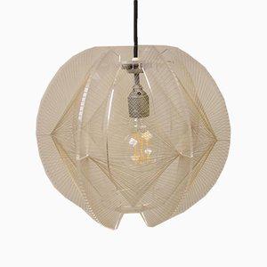 Lampe à Suspension Spider Web par Paul Secon, 1960s