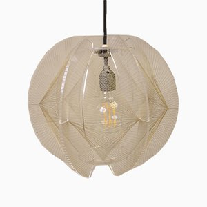 Spider Web Pendant Lamp by Paul Secon, 1960s