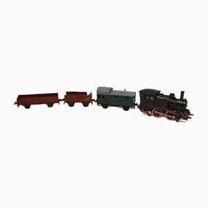 Vintage Model 704 Electra Train Set from Fleischmann, Germany, 1960s