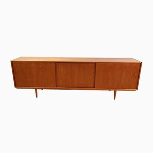 Danish Teak Long John Sideboard