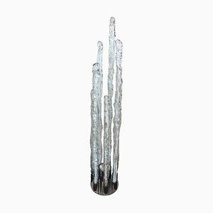 Ice Excalibur Stehlampe von Ettore Fantasia und Gino Poli für Sothis