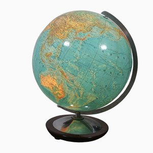 Glass Globe with Lighting
