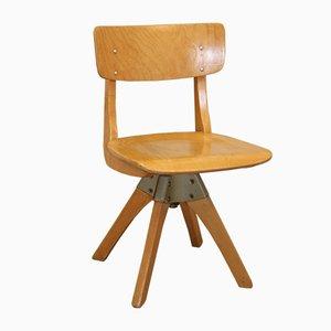 Chaise Haute avec Pied Roulant par Carl Casala, 1960s
