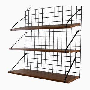 3 Wooden Shelves Wall Rack