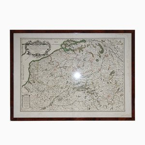 Mappa, Paesi Bassi, Belgio e Francia, Francia, XVII secolo