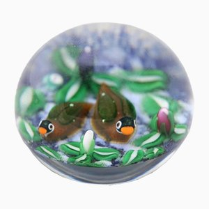 Duckling 3D Paperweight Press by William Morris, 2009