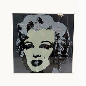 Silkscreen Sunday B. Morning di Andy Warhol, anni '70