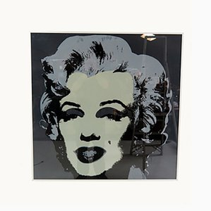 Sunday B. Morning Silkscreen by Andy Warhol, 1970s