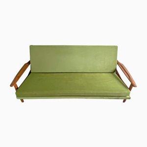 Mid-Century Scandinavian Convertible Sofa, 1960s