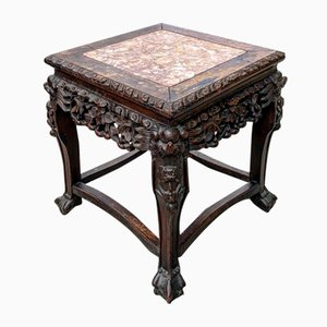 Antique Chinese Coffee Table, 1900s
