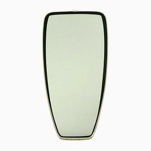 Mid-Century Kidney-Shaped Mirror, 1950s