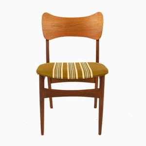 Vintage Danish Dining Chairs, 1960s, Set of 4