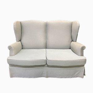 Englisches Vintage 2-Sitzer Sofa, 1930er