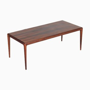 Mid-Century Danish Coffee Table by Johannes Andersen for Silkeborg, 1960s