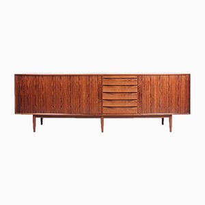 Mid-Century Danish Rosewood Cabinet by Arne Vodder for Sibast, 1950s