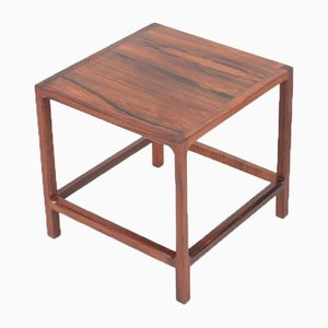 Mid-Century Rosewood Side Tables from Aksel Kjersgaard, 1950s, Set of 2