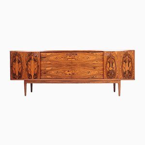 Mid-Century Danish Rosewood Cabinet from Christian Linneberg, 1950s