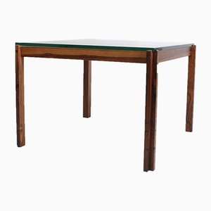Mid-Century Swedish Rosewood Coffee Table, 1960s