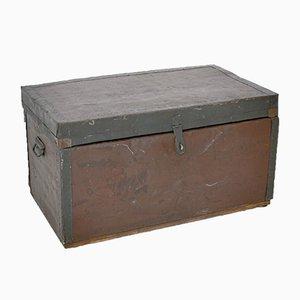Metal Wooden Box, 1900s