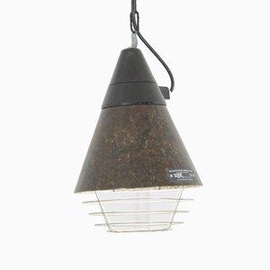 Lampe DDR Industrielle, 1960s
