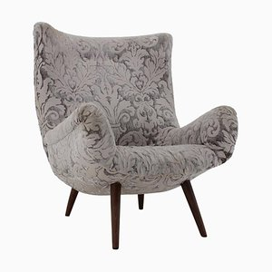 Vintage Armchair by Paolo Buffa, 1960s