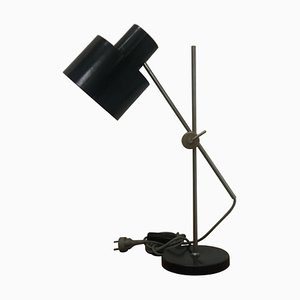 Industrial Black Table Lamp, 1960s
